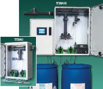 TITAN High Volume Chlorine Dioxide Generators