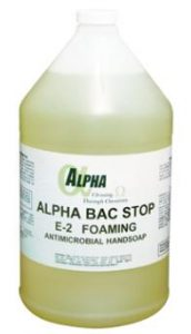 Alpha Bac Stop Soap