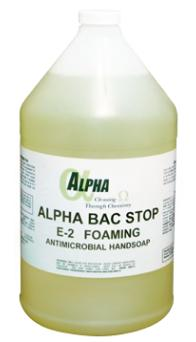 Alpha Bac Stop Soap