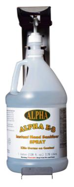 Alpha E-3 Sanitizer