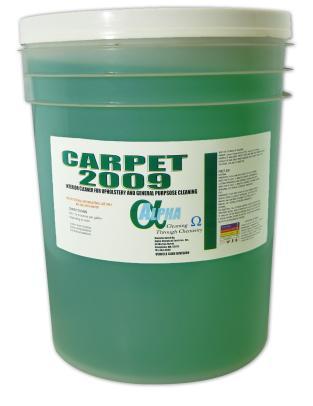 Carpet 2009