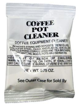 Coffee Pot Cleaner