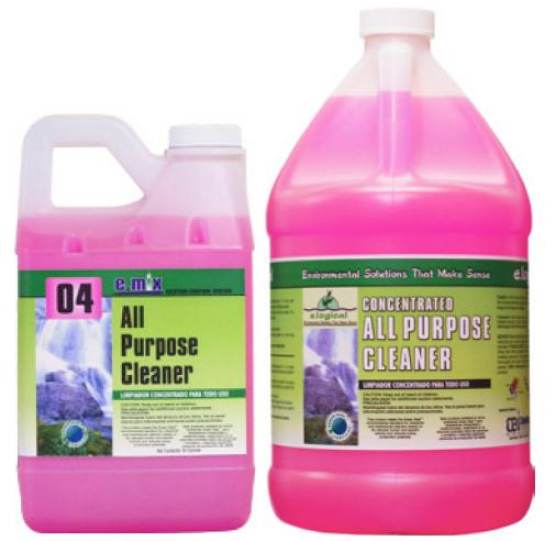Concentrated All Purpose Cleaner