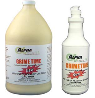Grime Time Cleaner