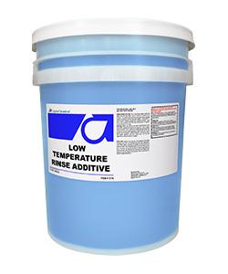 Low Temp Rinse Additive