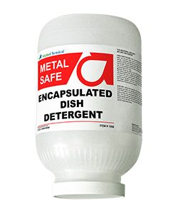 Encapsulated Dish Detergent