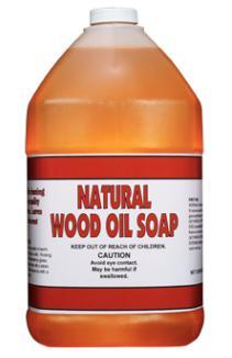Wood Oil Soap