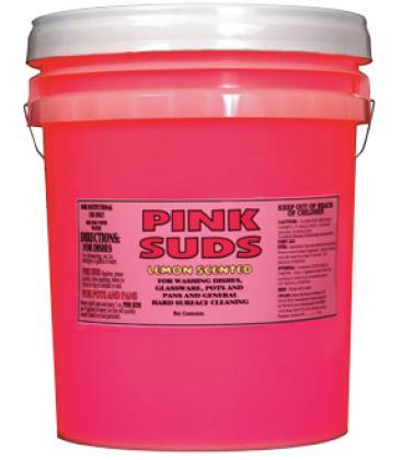 Pink Suds
