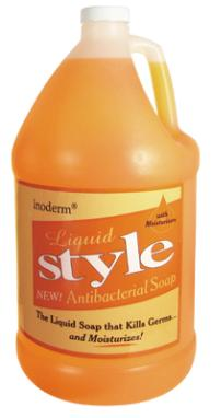 Style Antibacterial Soap