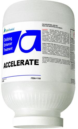 Accelerate CIP Additive