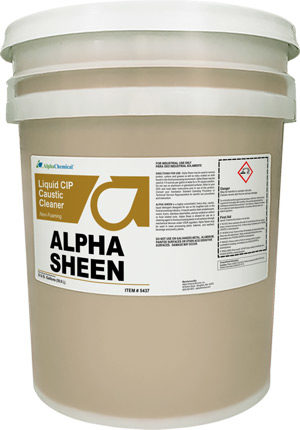 Alpha Sheen 5 Gal.