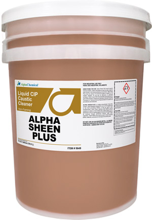 Alpha Sheen Plus 5 Gal.