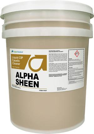Alpha Sheen 5 Gal.