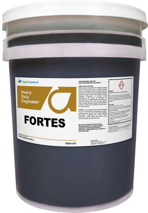 Fortes Caustic Cleaner