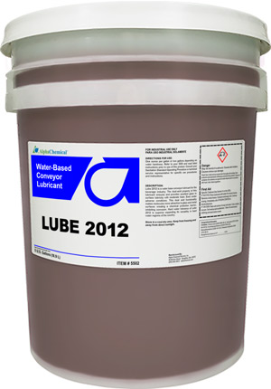 Lube 2012 Conveyor Lubricant