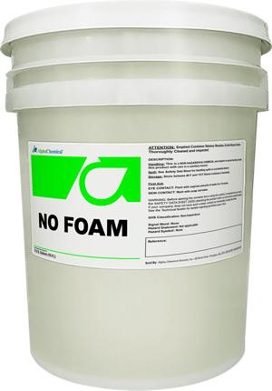 No Foam Additive